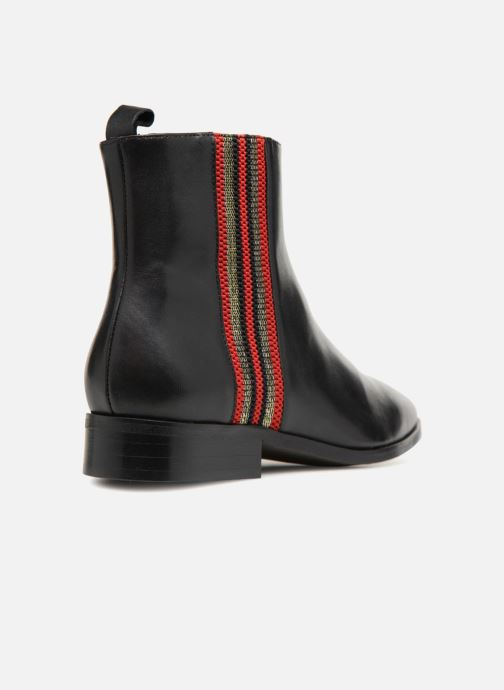 Stiefeletten & Boots Made by SARENZA Busy Girl Bottines Plates #5 schwarz ansicht von vorne