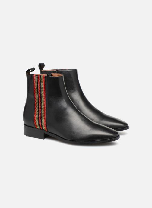 Stiefeletten & Boots Made by SARENZA Busy Girl Bottines Plates #5 schwarz ansicht von hinten