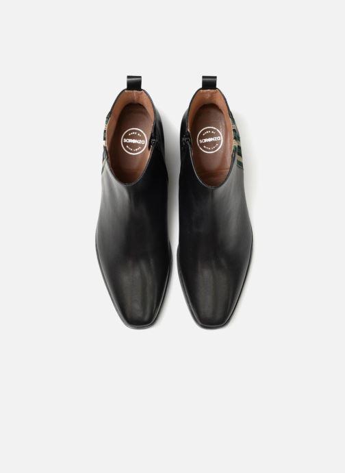 Ankelstøvler Made by SARENZA Busy Girl Bottines Plates #5 Sort se skoene på
