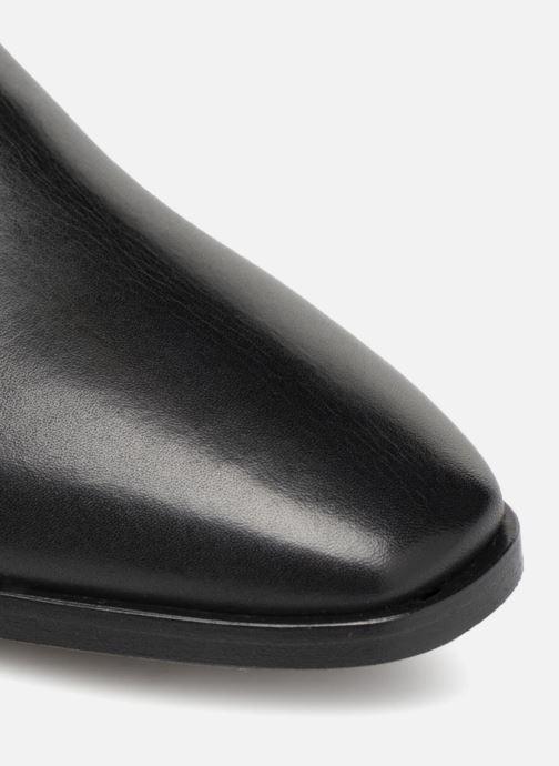 Ankelstøvler Made by SARENZA Busy Girl Bottines Plates #5 Sort se fra venstre
