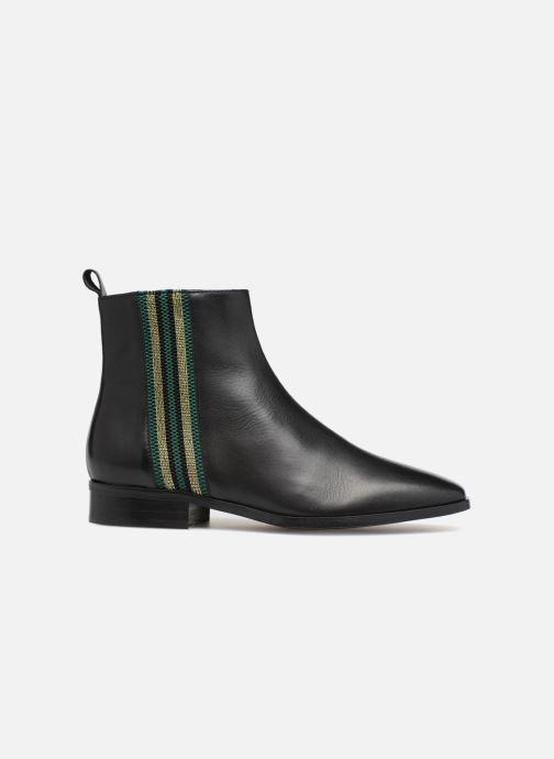 Bottines et boots Made by SARENZA Busy Girl Bottines Plates #5 Noir vue détail/paire