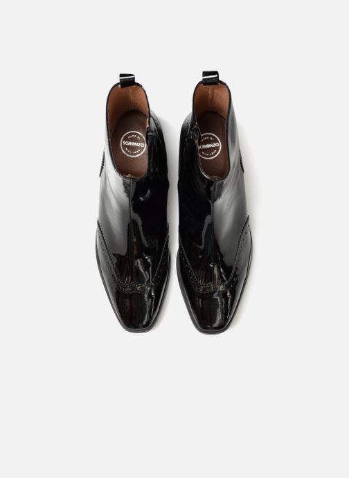 Boots en enkellaarsjes Made by SARENZA Retro Dandy Boots #6 Zwart model