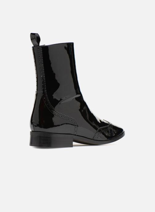 Boots en enkellaarsjes Made by SARENZA Retro Dandy Boots #6 Zwart voorkant