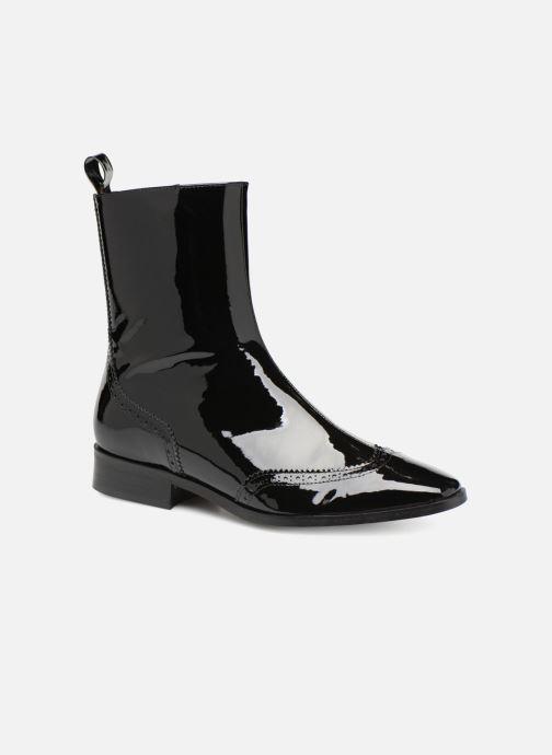 Bottines et boots Made by SARENZA Retro Dandy Boots #6 Noir vue droite