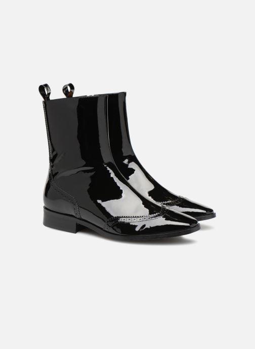 Boots en enkellaarsjes Made by SARENZA Retro Dandy Boots #6 Zwart achterkant