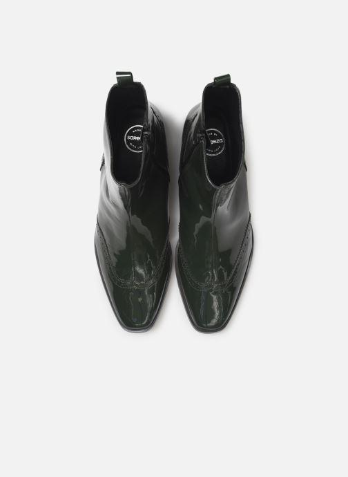 Bottines et boots Made by SARENZA Retro Dandy Boots #6 Vert vue portées chaussures
