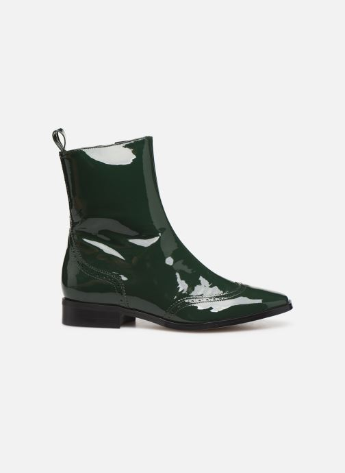 Ankle boots Made by SARENZA Retro Dandy Boots #6 Green detailed view/ Pair view