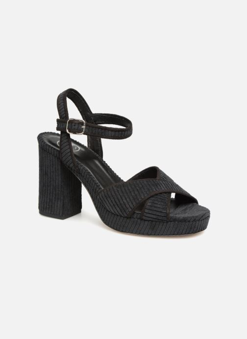 Sandales et nu-pieds Made by SARENZA Toundra Girl Sandales #1 Noir vue droite