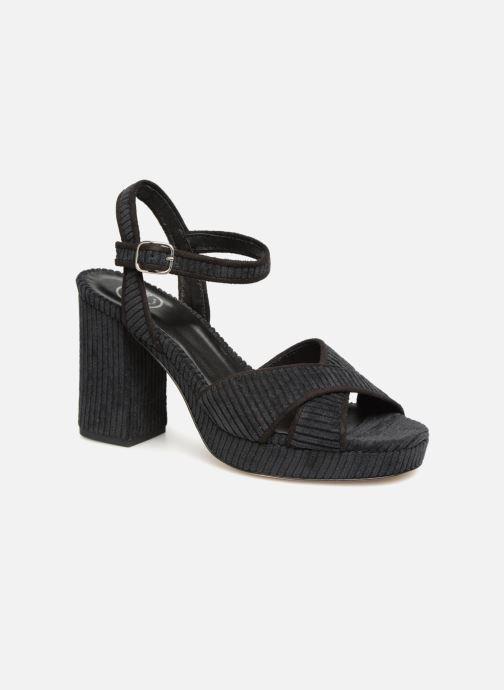 Sandalias Made by SARENZA Toundra Girl Sandales #1 Negro vista lateral derecha