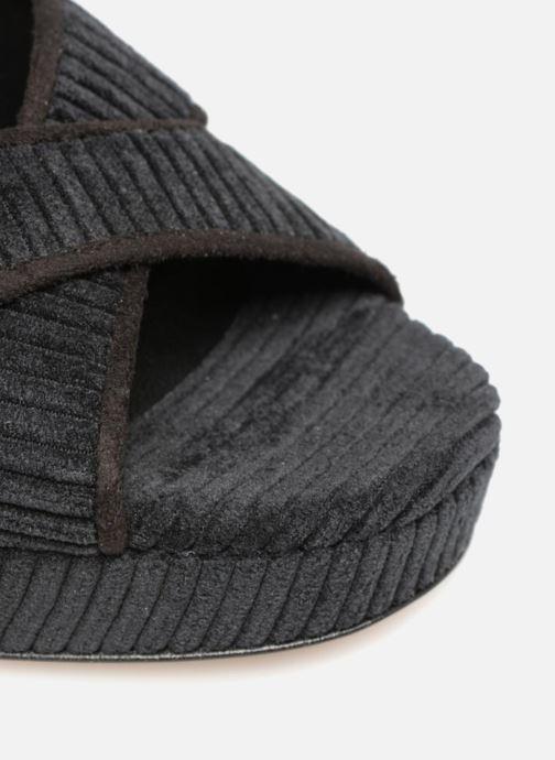 Sandales et nu-pieds Made by SARENZA Toundra Girl Sandales #1 Noir vue gauche