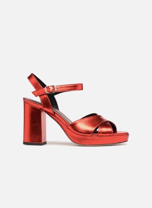 Sandales et nu-pieds Made by SARENZA Toundra Girl Sandales #1 Rouge vue détail/paire