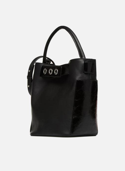 Borse Nat & Nin Seventine Nero modello indossato