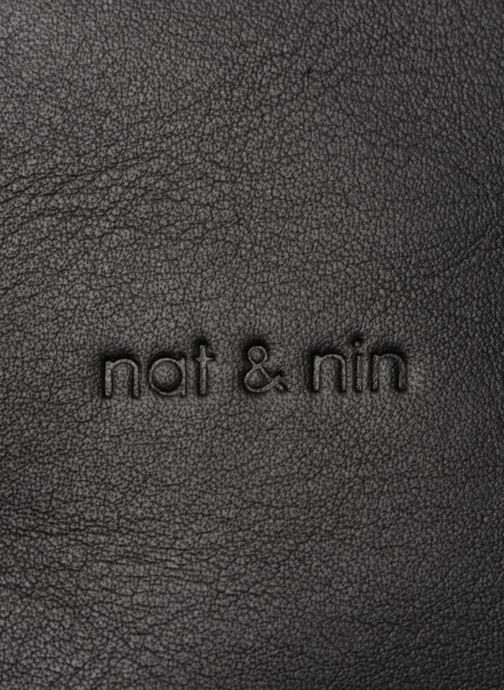 Sacs à main Nat & Nin Seventine Noir vue gauche