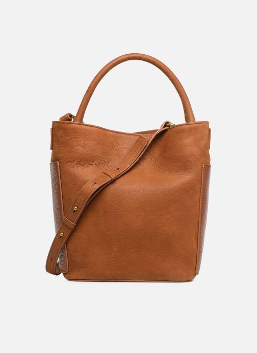 Handtaschen Nat & Nin Seventine braun ansicht von vorne