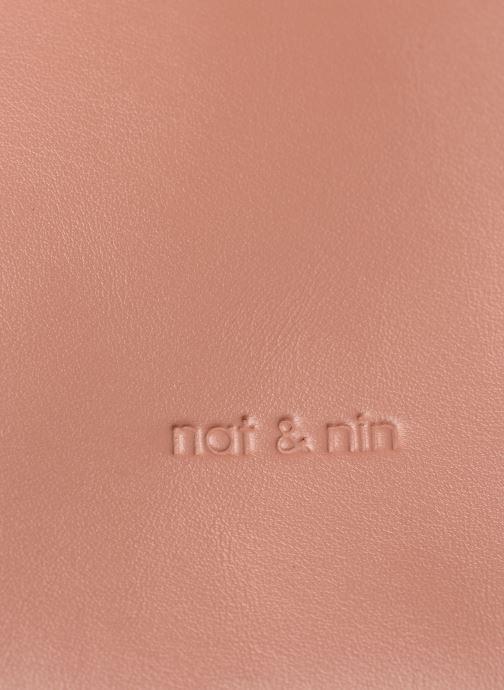 Sacs à main Nat & Nin Seventine Rose vue gauche