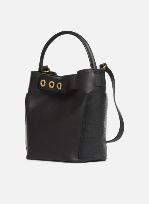 Handtassen Nat & Nin Seventine Zwart model