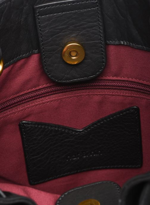 Handtassen Nat & Nin Seventine Zwart achterkant