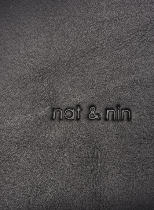 Bolsos de mano Nat & Nin Seventine Negro vista lateral izquierda