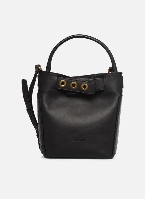 Handtassen Nat & Nin Seventine Zwart detail