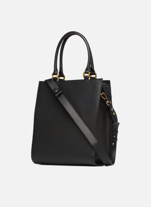 Handbags Nat & Nin Harleth Black view from the right