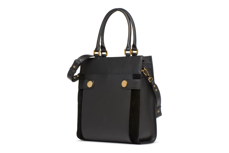 Handbags Nat & Nin Harleth Black model view
