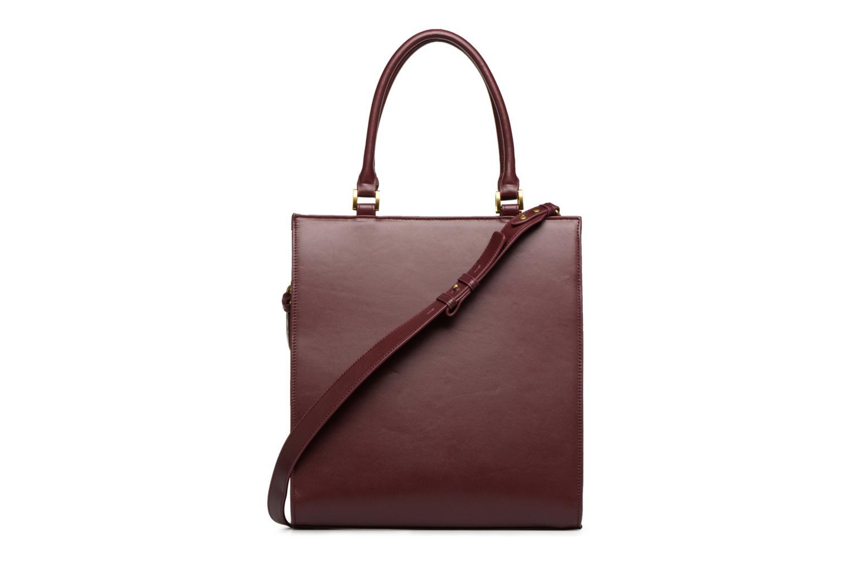 Handtaschen Nat & Nin Harleth weinrot ansicht von vorne