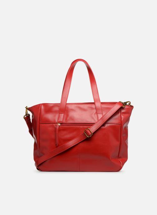 Handtaschen Nat & Nin Dolores rot ansicht von vorne
