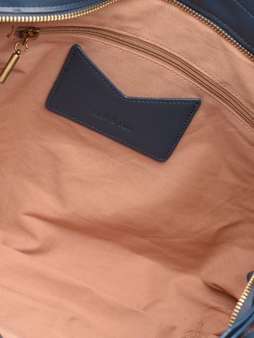 Handbags Nat & Nin Dolores Blue back view