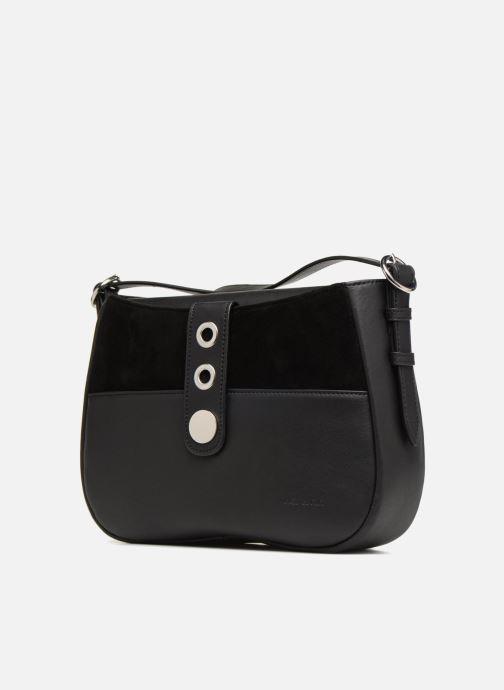 Handbags Nat & Nin Michelle Black model view