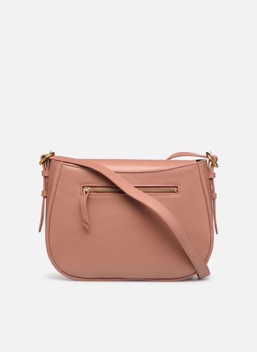 Handtaschen Nat & Nin Michelle rosa ansicht von vorne