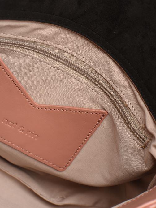 Handtaschen Nat & Nin Michelle rosa ansicht von hinten