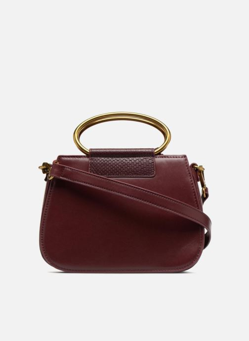 Handbags Nat & Nin Nancy Burgundy front view