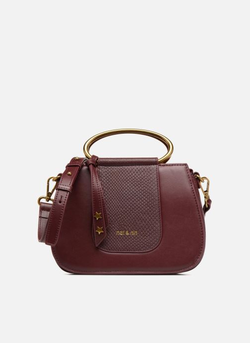 Handbags Nat & Nin Nancy Burgundy detailed view/ Pair view