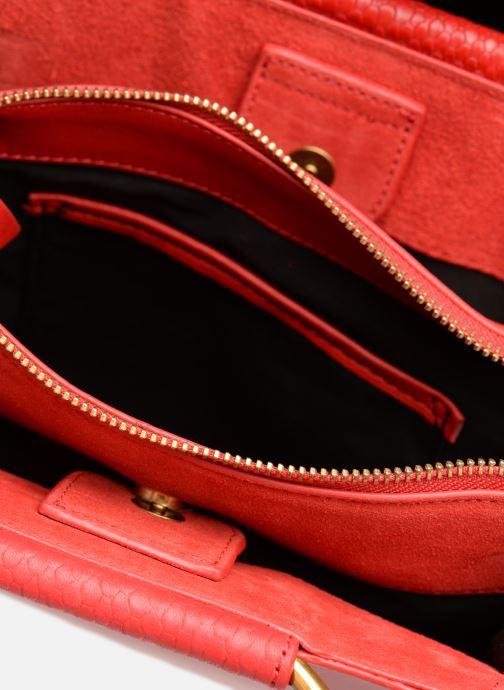 Handtaschen Nat & Nin Nancy rot ansicht von hinten