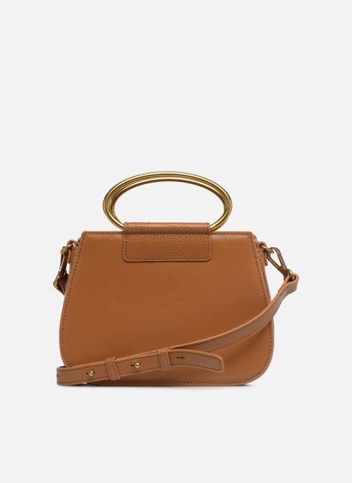 Handtaschen Nat & Nin Nancy braun ansicht von vorne