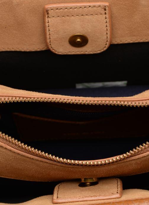 Handtaschen Nat & Nin Nancy braun ansicht von hinten