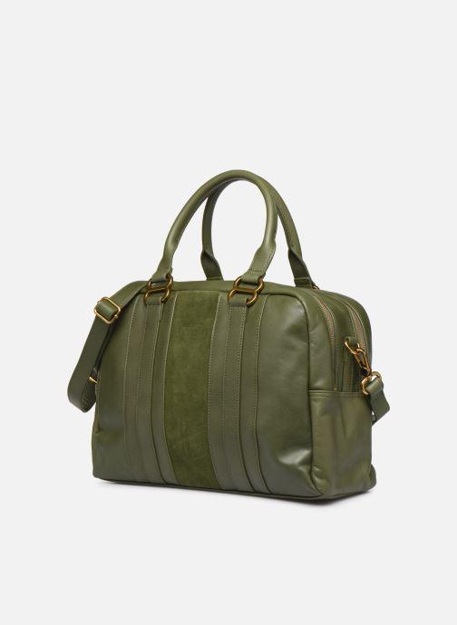 Handtassen Nat & Nin Camille Groen model