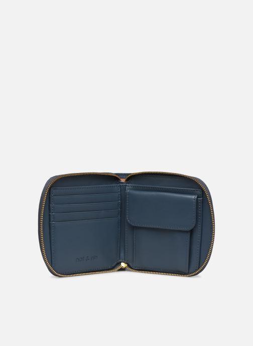Portemonnaies & Clutches Nat & Nin Coco blau ansicht von hinten