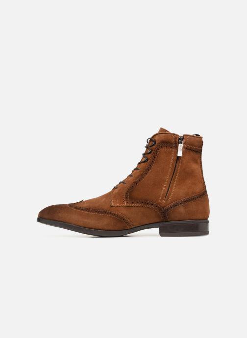 Boots en enkellaarsjes Giorgio1958 GIULIO Bruin voorkant