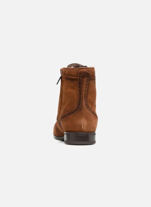 Bottines et boots Giorgio1958 GIULIO Marron vue droite