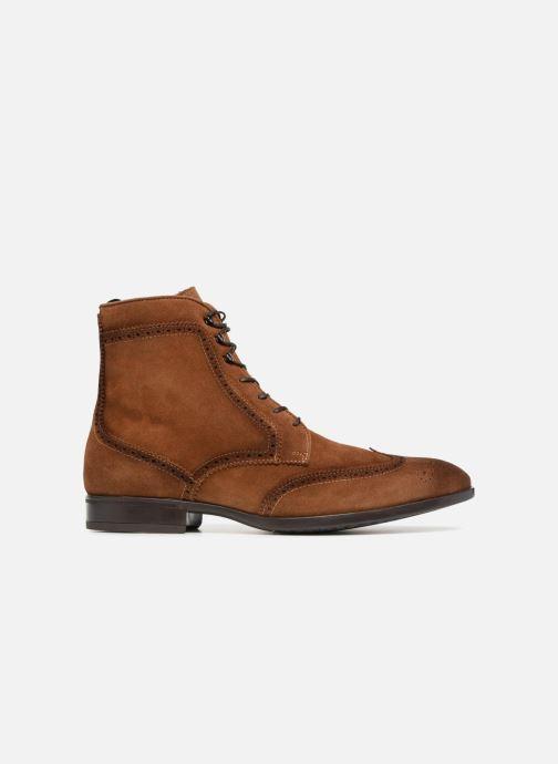 Boots en enkellaarsjes Giorgio1958 GIULIO Bruin achterkant