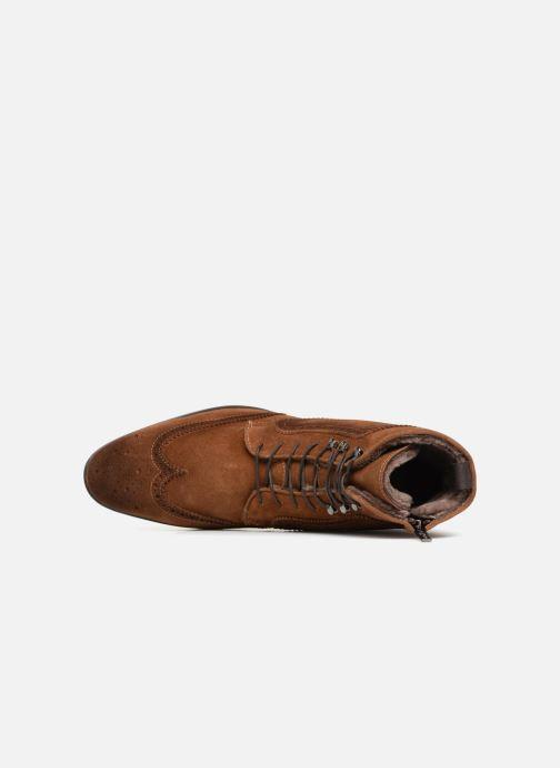 Boots en enkellaarsjes Giorgio1958 GIULIO Bruin links