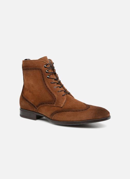Boots en enkellaarsjes Giorgio1958 GIULIO Bruin detail