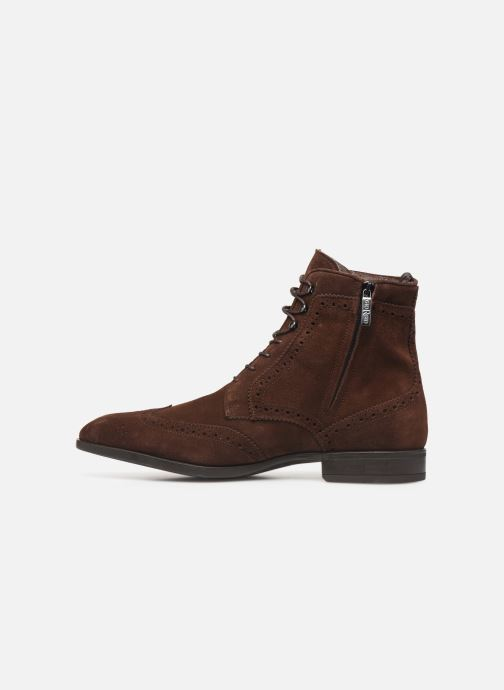Ankle boots Giorgio1958 GIULIO Brown front view