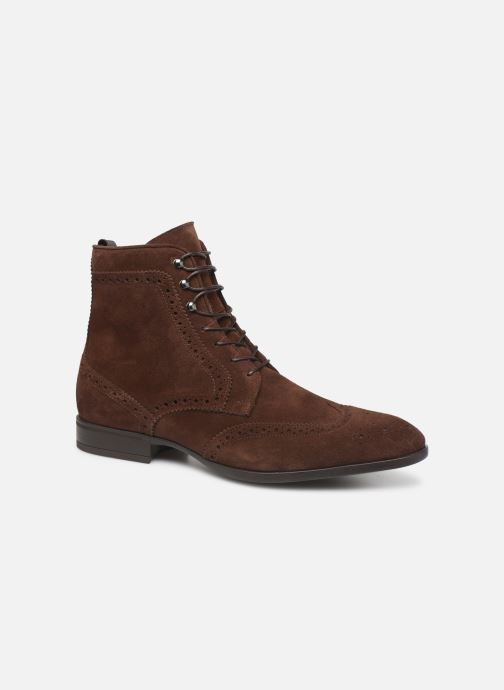 Ankle boots Giorgio1958 GIULIO Brown detailed view/ Pair view