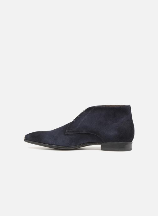 Bottines et boots Giorgio1958 GUIDO Bleu vue face