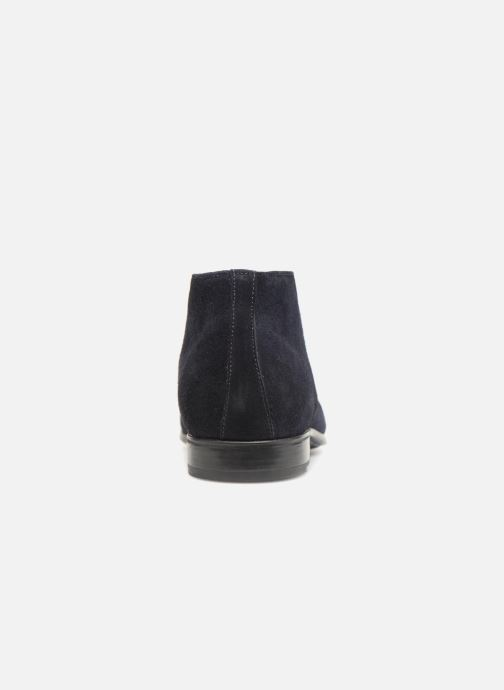 Bottines et boots Giorgio1958 GUIDO Bleu vue droite