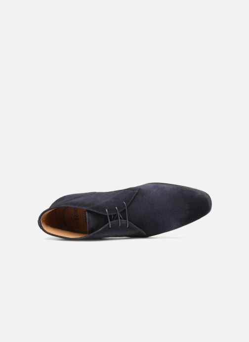 Boots en enkellaarsjes Giorgio1958 GUIDO Blauw links