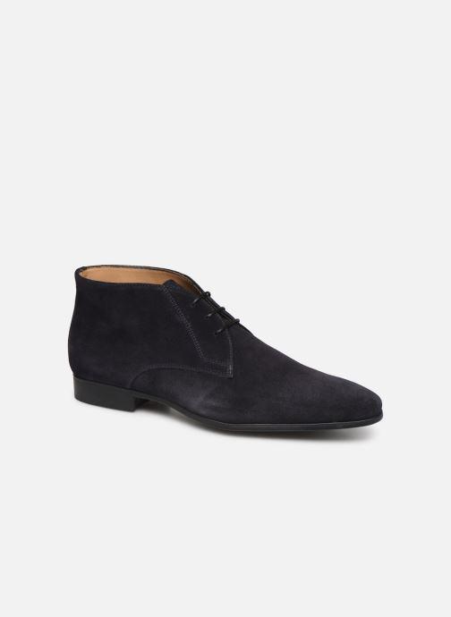 Boots en enkellaarsjes Giorgio1958 GUIDO Blauw detail