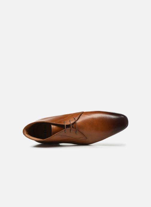 Boots en enkellaarsjes Giorgio1958 GUIDO Bruin links